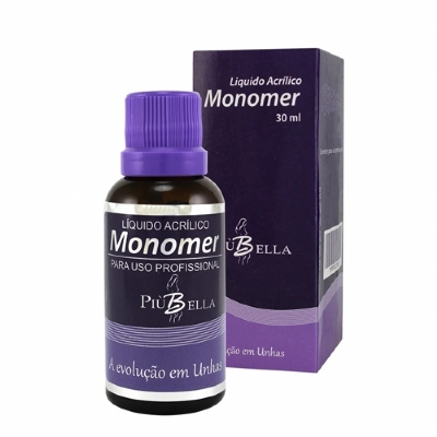 Líquido Monomer 30ml - Piubell...